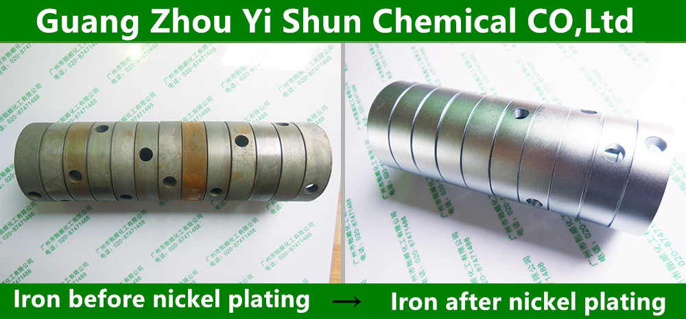 Chemical nickel plating liquid(high phosphorus), Environmental